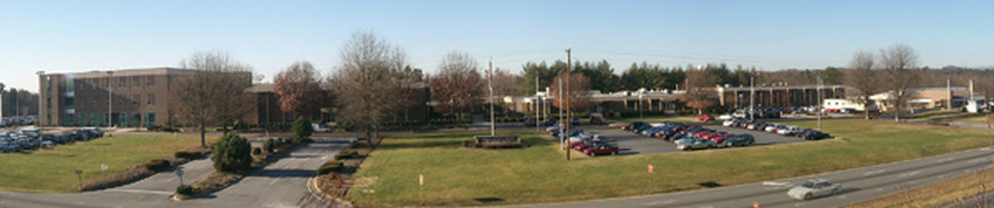 View of CCC&TI Caldwell Community College and Technical Institute